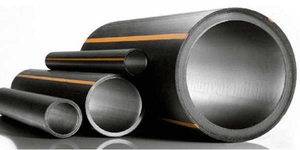 کاربردهای لوله گازرسانی
